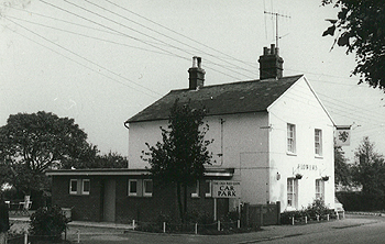 The Old Red Lion in the 1950s [WB/Flow/4/5/Ke/ORL3]